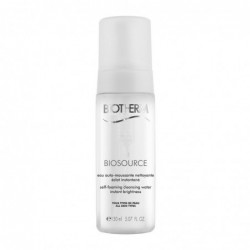 BIOSOURCE Eau Micel.Mousse 3en1 150