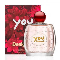 DESIGUAL YOU EDT Vapo 100ml