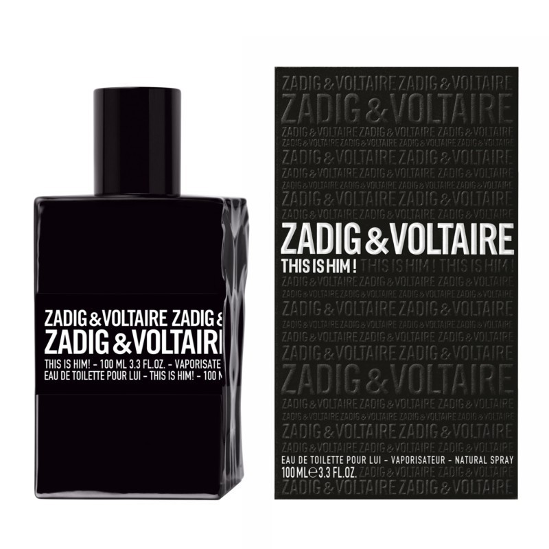 Z&V THIS IS HIM EDT 30ml