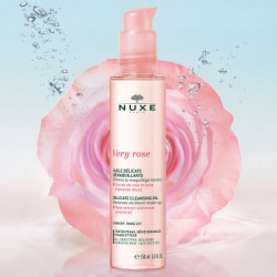 VERY ROSE HUILE DESMAQUILLA...