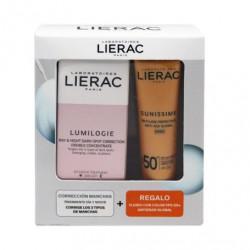 LIERAC PACK LUMILOGIE 30ML...