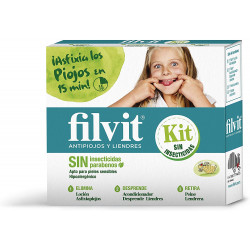 FILVIT KIT SIN INSECTICIDAS...