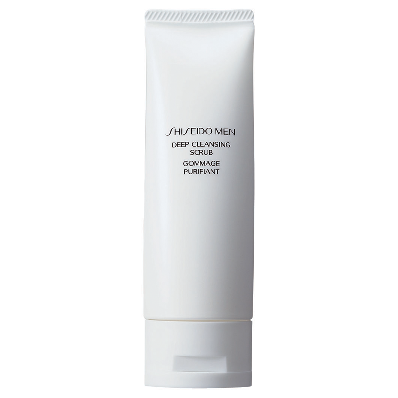 SHISEIDO MAN Cleasing Scrub 125 ml