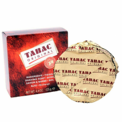 TABAC Rech.Shaving Soap Bowl 125g