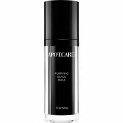 MEN purifying black mask 30ml