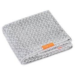 AQUIS Hair Towel  Chevron Weave