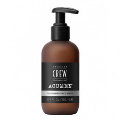 In-Shower Face Wash 190ml