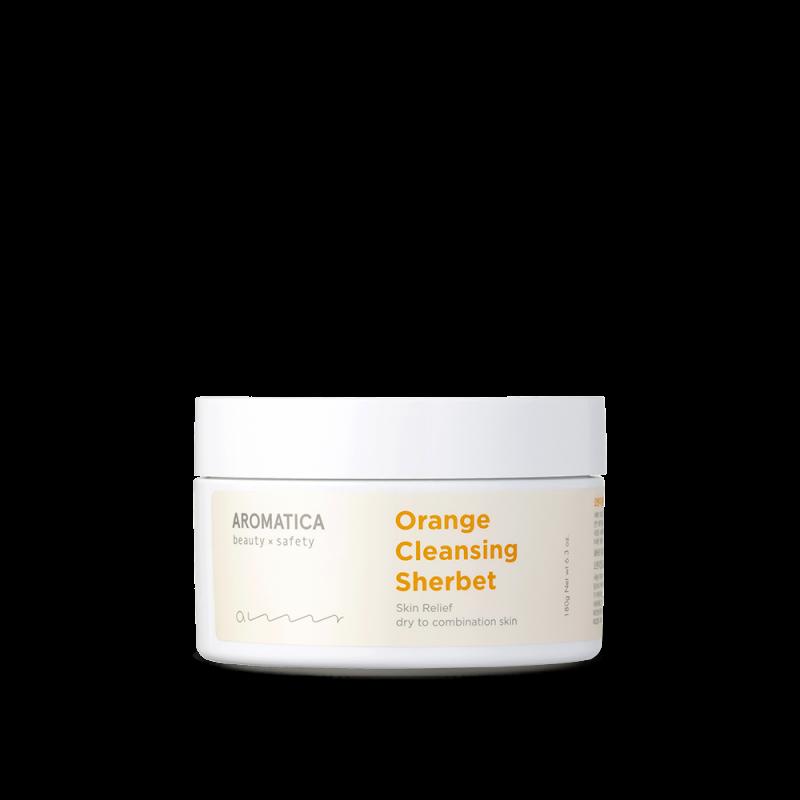 Orange Cleansing Sherbet 180ml