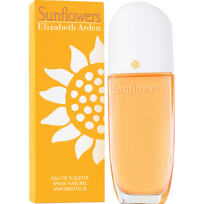 SUNFLOWERS EDT Vapo.100ml