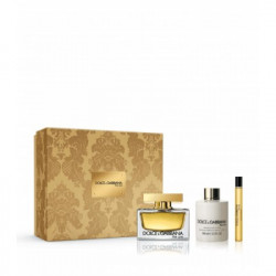 Estuche The One Eau de Parfum 75ml + BL 100ml + Mini 10ml