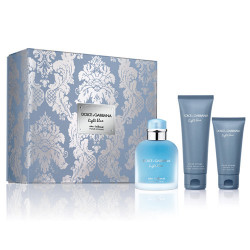 Light Blue Eau Intense Estuche