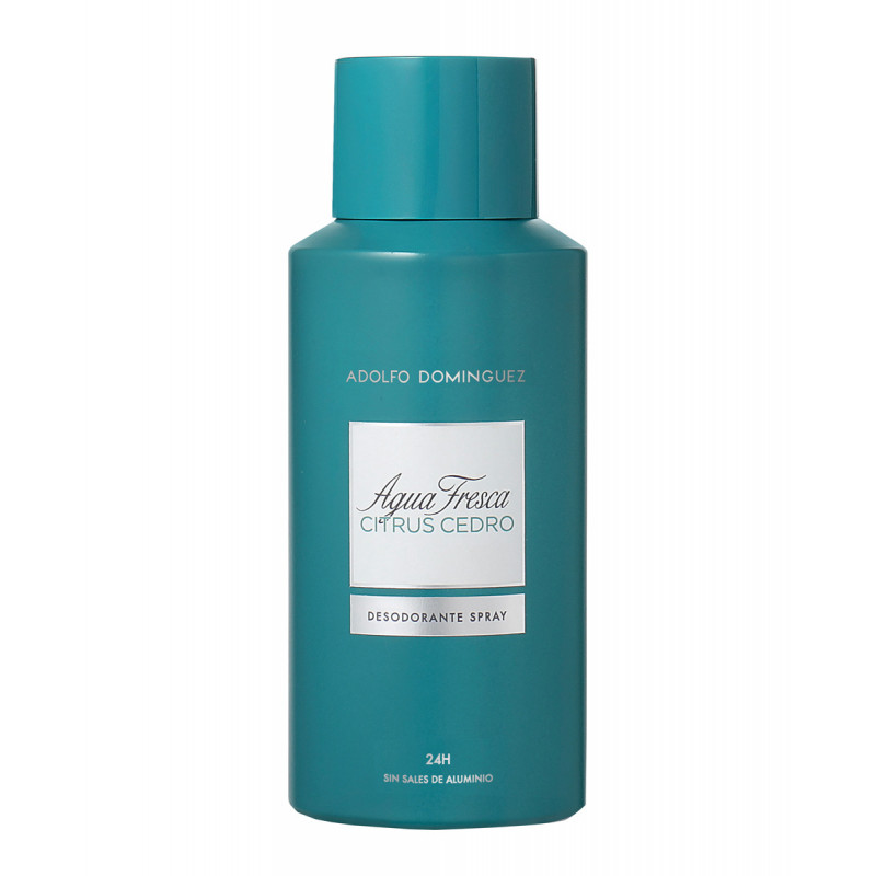 Agua Fresca Citrus Cedro Desodorante 150ml