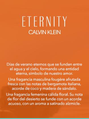 eternity texto